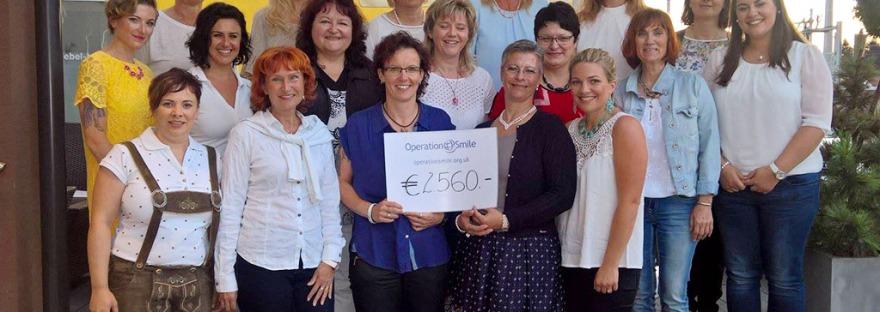 """Kinder helfen Kindern – Volksschule Zeltweg rockt für """"Operation Smile"""""""
