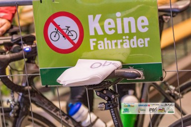 Team Anita Wolf-Eberl beim 24-Stunden Biken für den Klimaschutz Kaindorf bei Hartbergfür Operation Smile