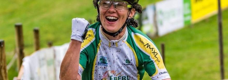 Sportlerin Anita Wolf-Eberl